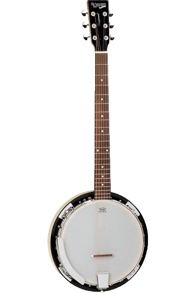 6-strenget banjo