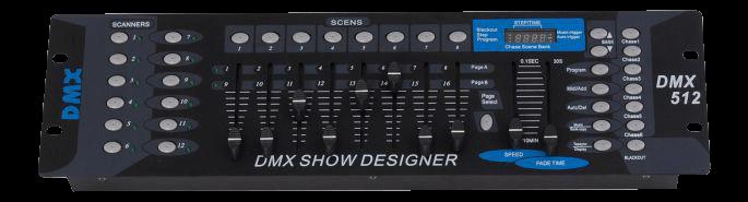 Køb DMX-controller