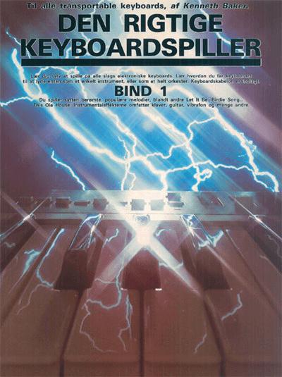 Keyboard-nodebøger & DVD'er