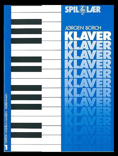 Klaver-nodebøger & DVD'er