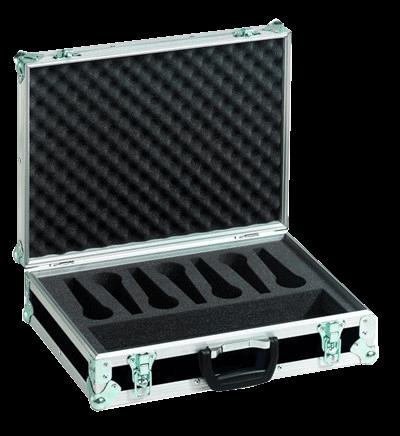 Mikrofon-kasser og -tasker