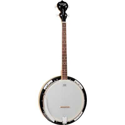 4-strenget banjo
