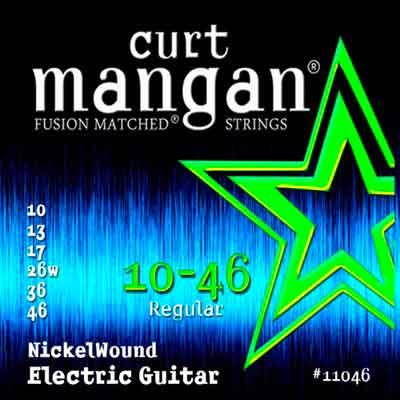 Strenge til el-guitar