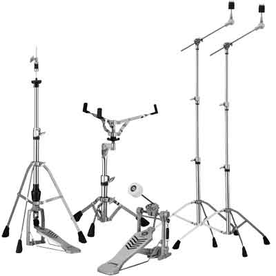 Tromme-stativ
