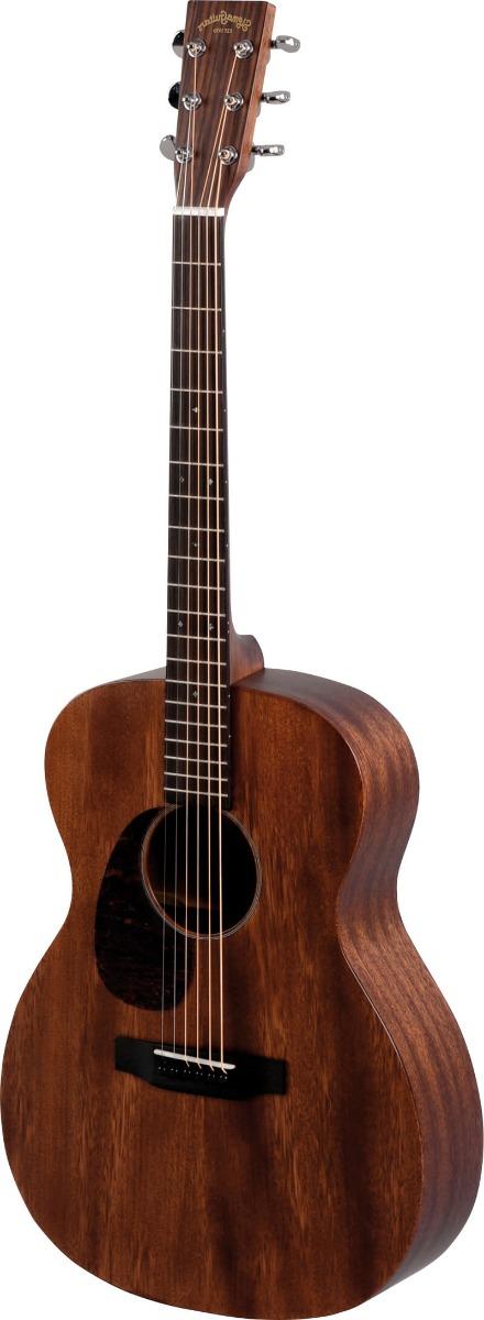 Sigma 000M-15L venstrehånds-western-guitar darkmahogany