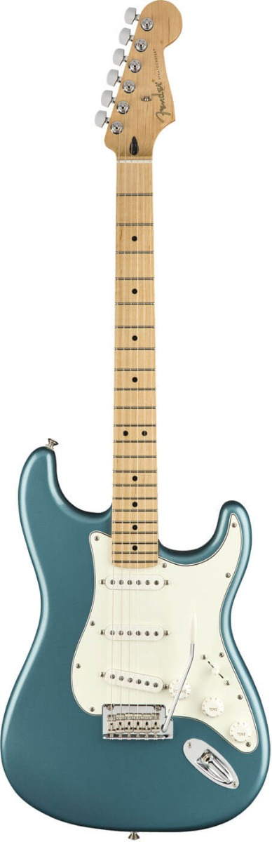 Image of   Fender Player Stratocaster, MN, TPL el-guitar tidepool