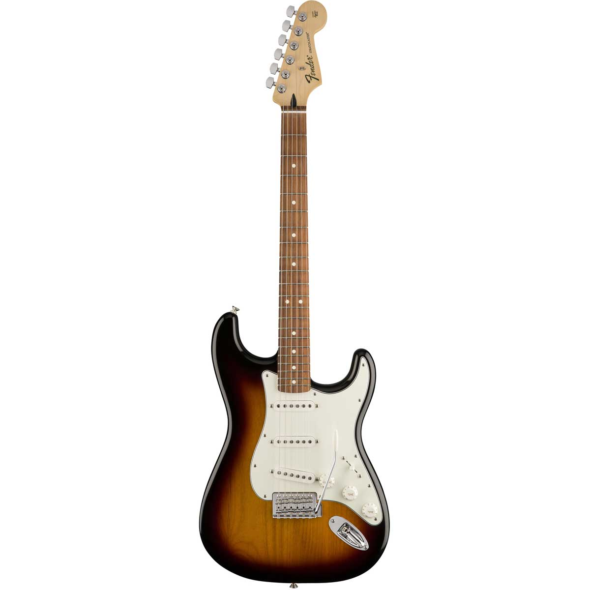 Image of   Fender StandardStratocaster,PF,BSB el-guitar brownsunburst