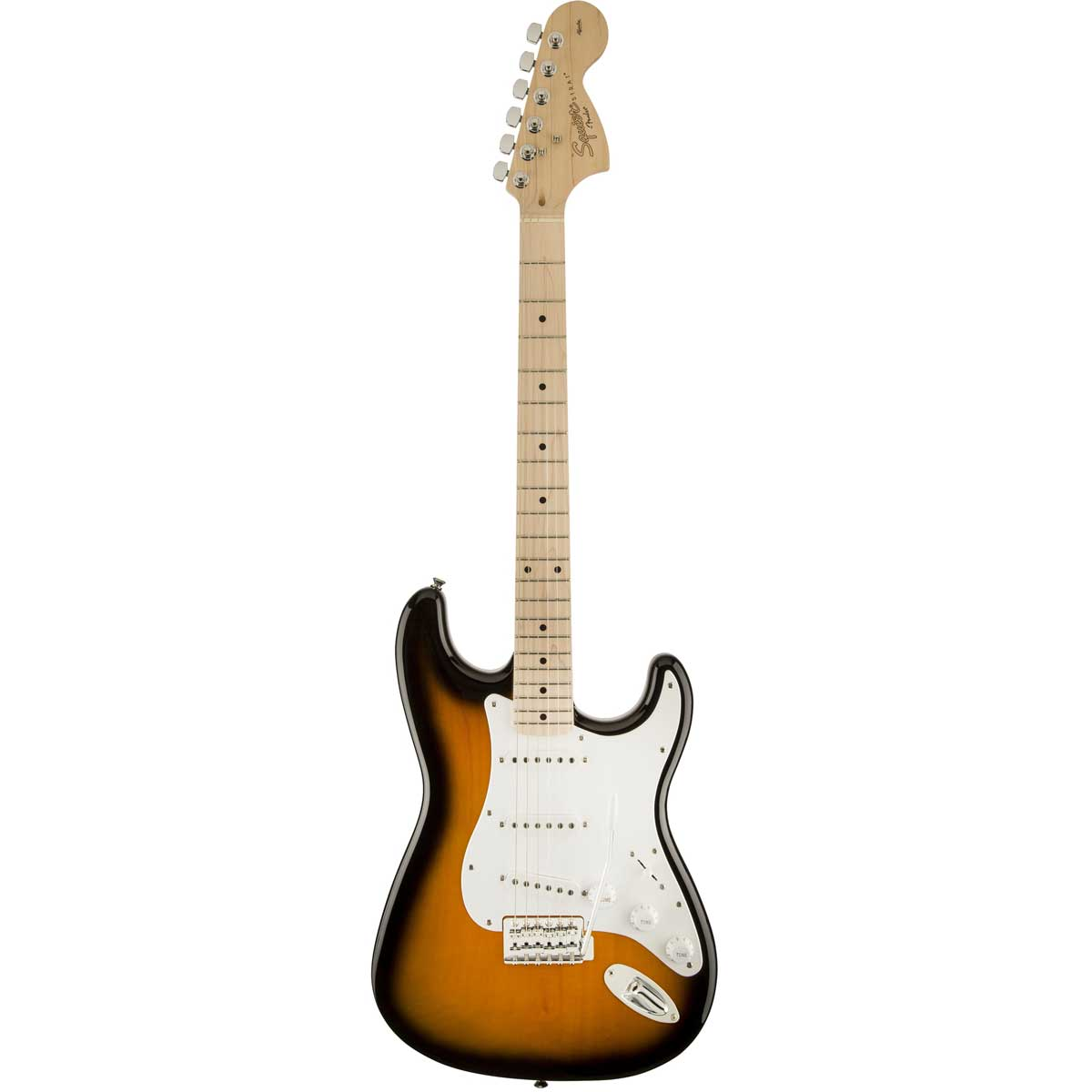 FenderSquier AffinitySeriesStratocaster,MN,2TS el-guitar 2-tonesunburst