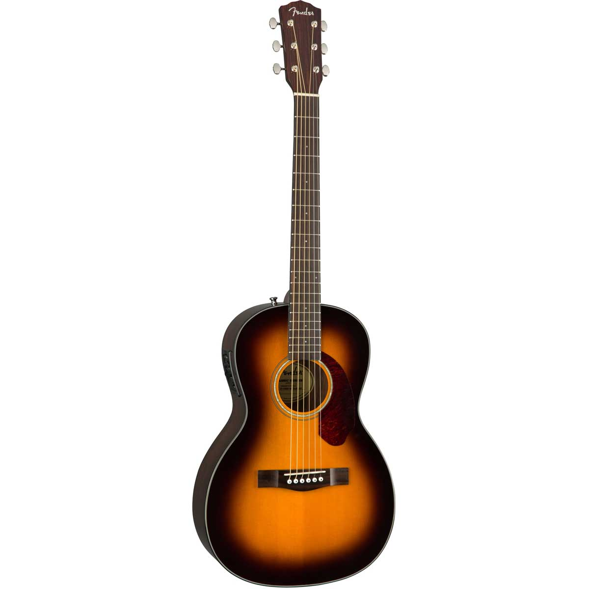Image of   Fender CP-140SE SB western-guitar sunburst