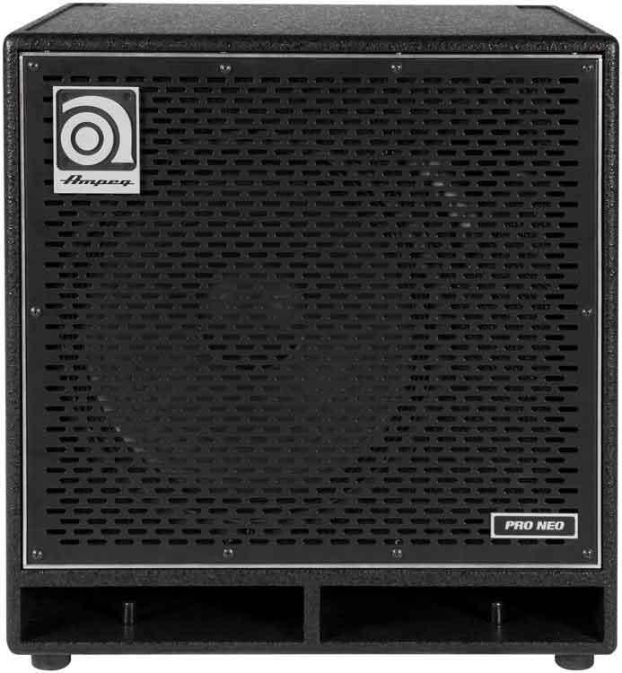 Ampeg ProNeo 115HLF basforstærker-kabinet