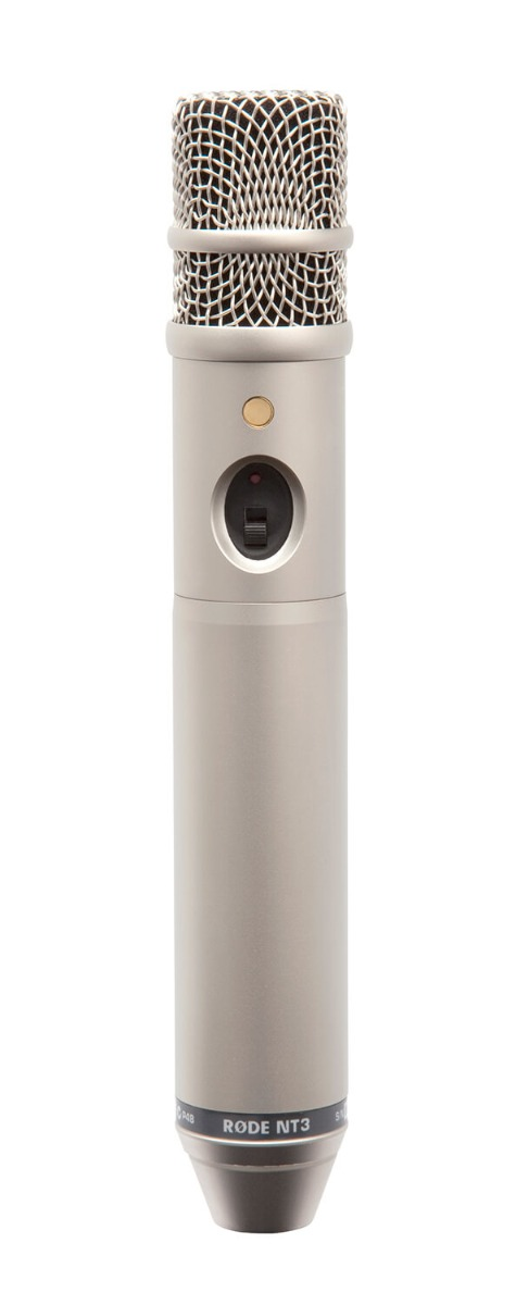 Røde NT3 kondensator-mikrofon