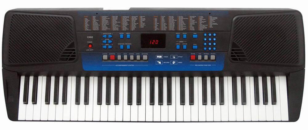 Ringway CK62 keyboard sort