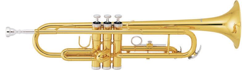 George Hennesey JBTR-300L trompet
