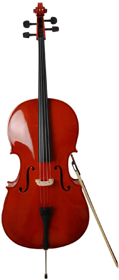 Image of   Arvada MC760L cello4/4 brun