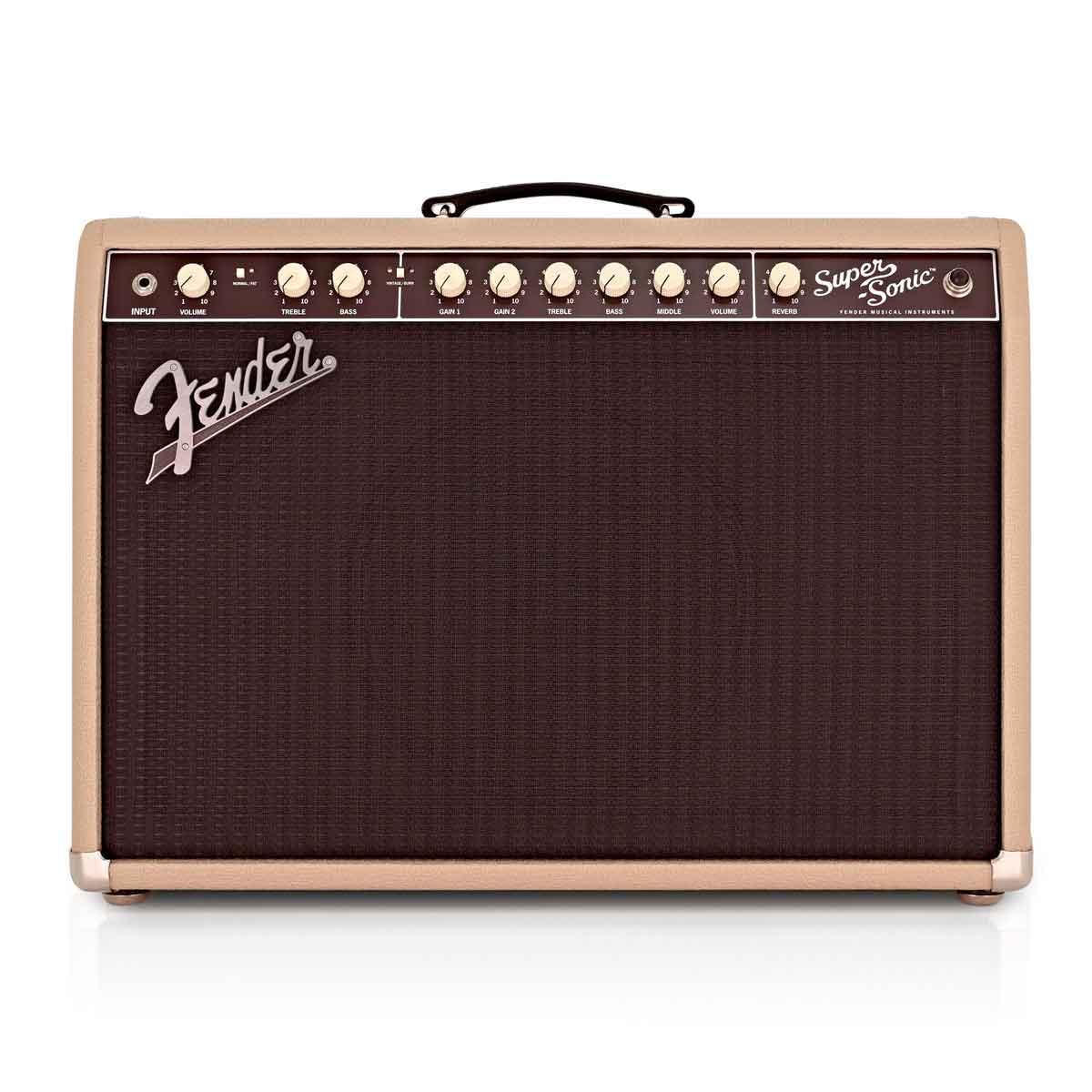 Image of   Fender Super Sonic 22 Blonde guitarforstærker