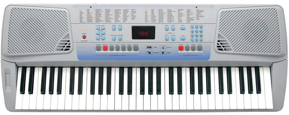 Ringway CK62 keyboard grå