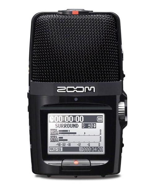 Billede af Zoom H2N handyaudiorecorder