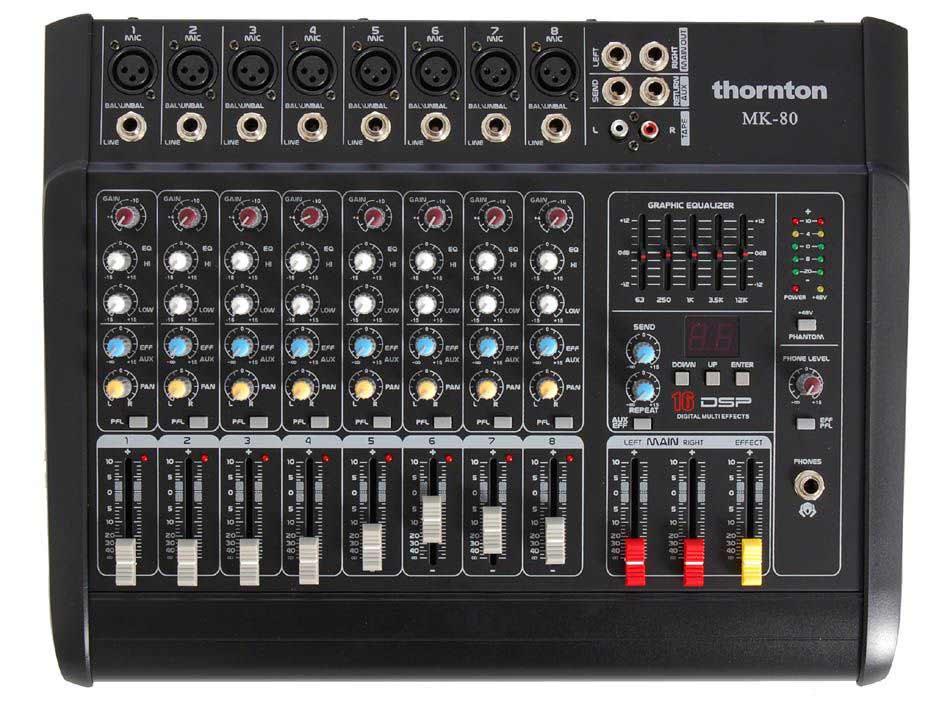 Thornton MK-80 mixer