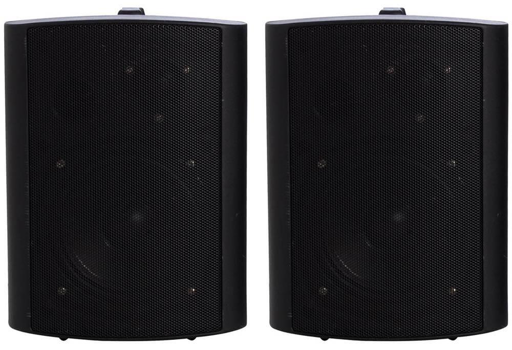 Thornton HYB106-5TB højttalere(par) sort