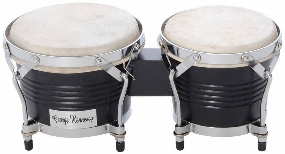 Billede af GeorgeHennesey JBJD-105B-BK bongosæt sort