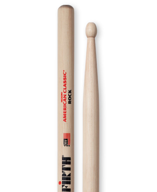 Image of   Vic Firth Rock American Classic trommestikker(par)