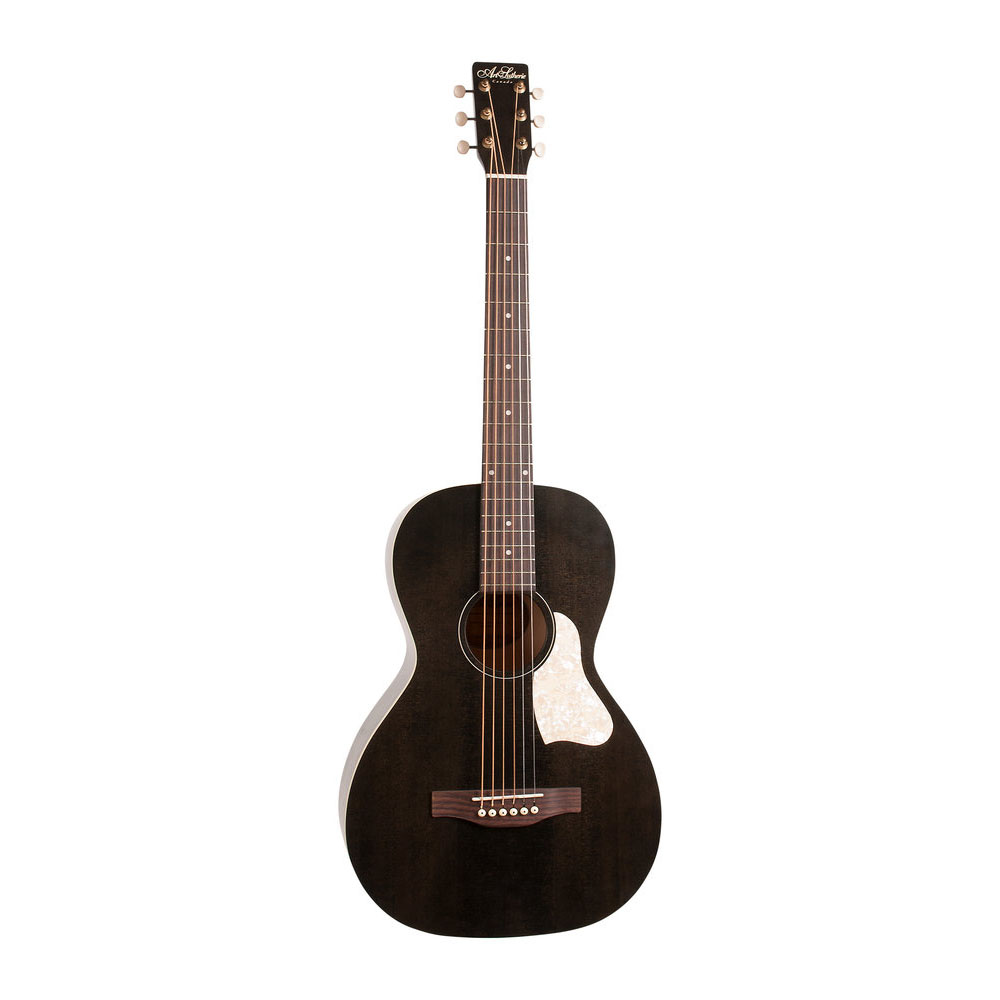 Image of   A&L Roadhouse A/E western-guitar faded black