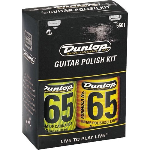 Image of   Dunlop 6501Formula65 PolishKit