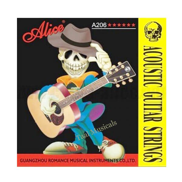 Image of   Alice A206-L western-guitar-strenge,light