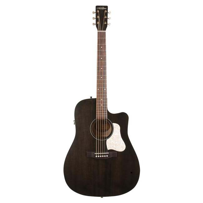 Image of A&L Americana CW Q1T western-guitar faded black