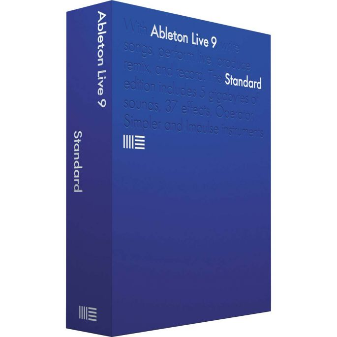 Billede af Ableton Live 9 Upgrade Lite -|| Standard