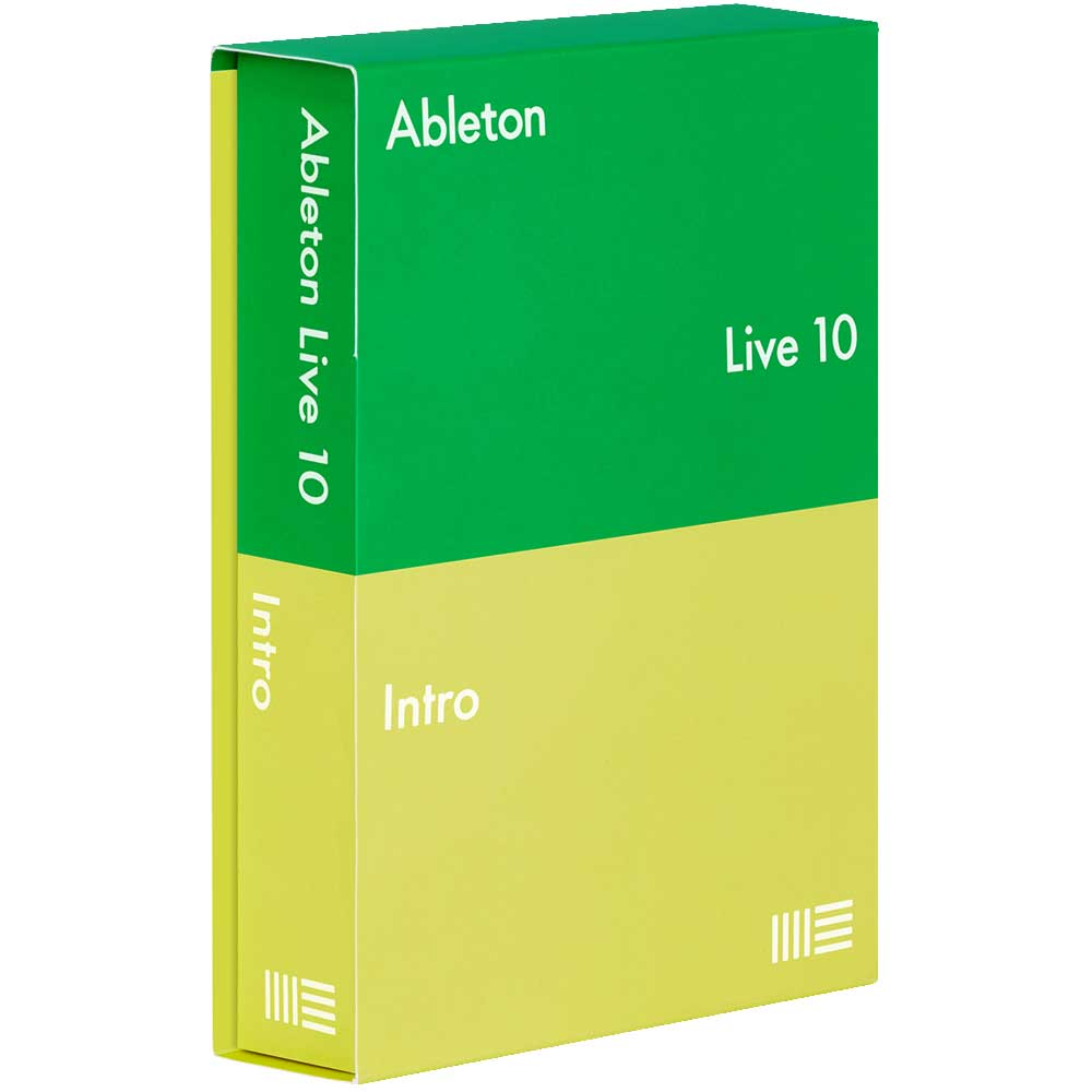 Ableton Live 10 Intro software