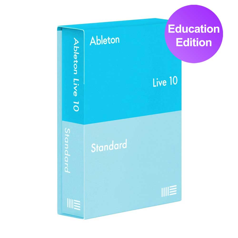 Image of   Ableton Live 10 Standard Education software