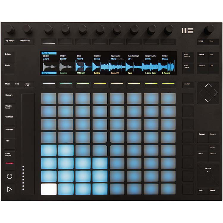 Image of   Ableton Push 2