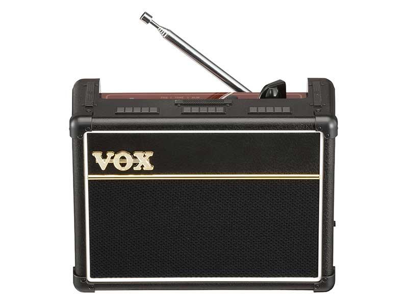 Vox AC30-Radio clockradio