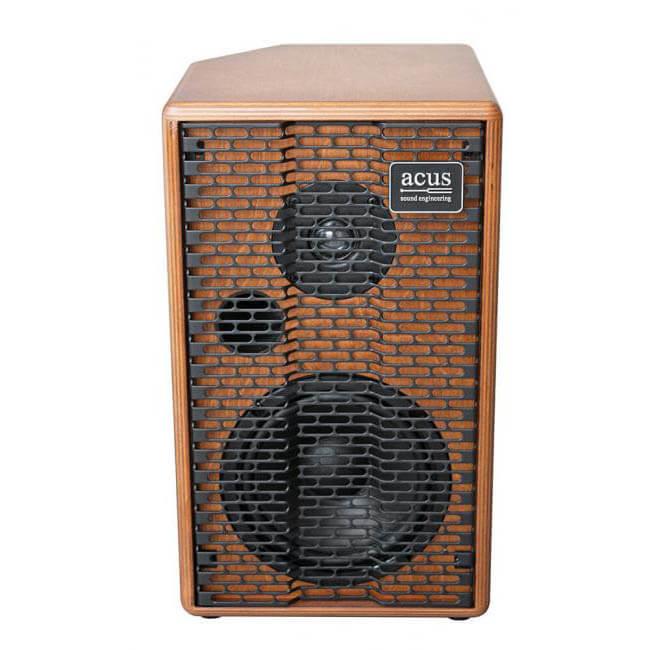Image of   Acus Bandmate 100 Wood aktiv højtaler