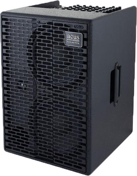 Image of   Acus OneForStringsAD Black akustiskguitar-forstærker sort