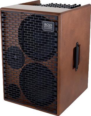 Image of   Acus OneForStringsAD Wood akustiskguitar-forstærker træ