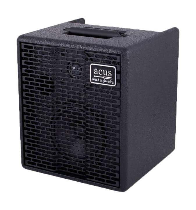 Image of   Acus OneForStrings5 Black akustiskguitar-forstærker sort