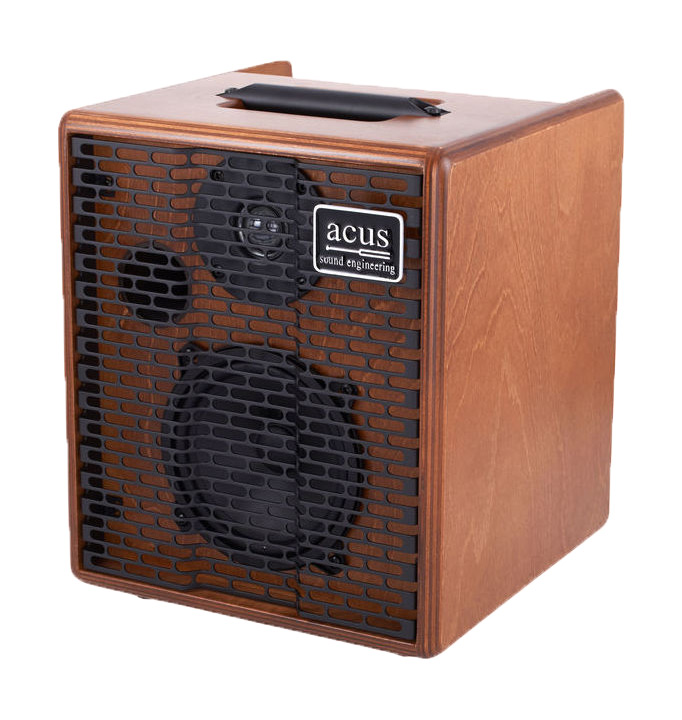 Image of   Acus OneForStrings5 Wood akustiskguitar-forstærker træ