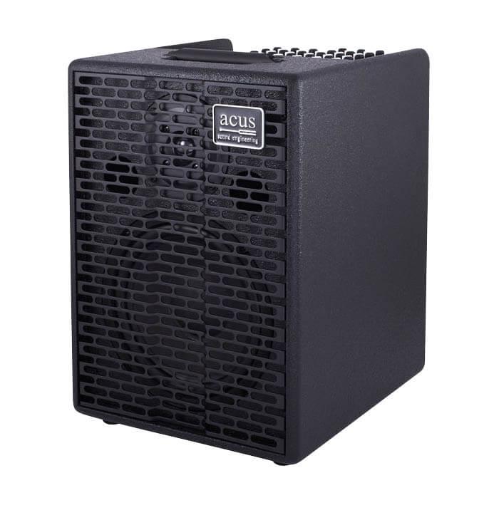 Acus OneForStrings6T Black akustiskguitar-forstærker sort thumbnail