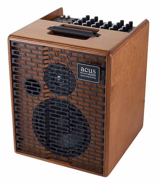 Image of   Acus OneForStrings6T Wood akustiskguitar-forstærker træ