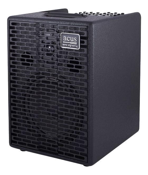 Image of   Acus OneForStrings8 Black akustiskguitar-forstærker sort