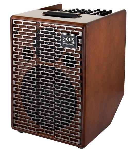 Image of   Acus OneForStrings8-SIMON Wood akustiskguitar-forstærker træ