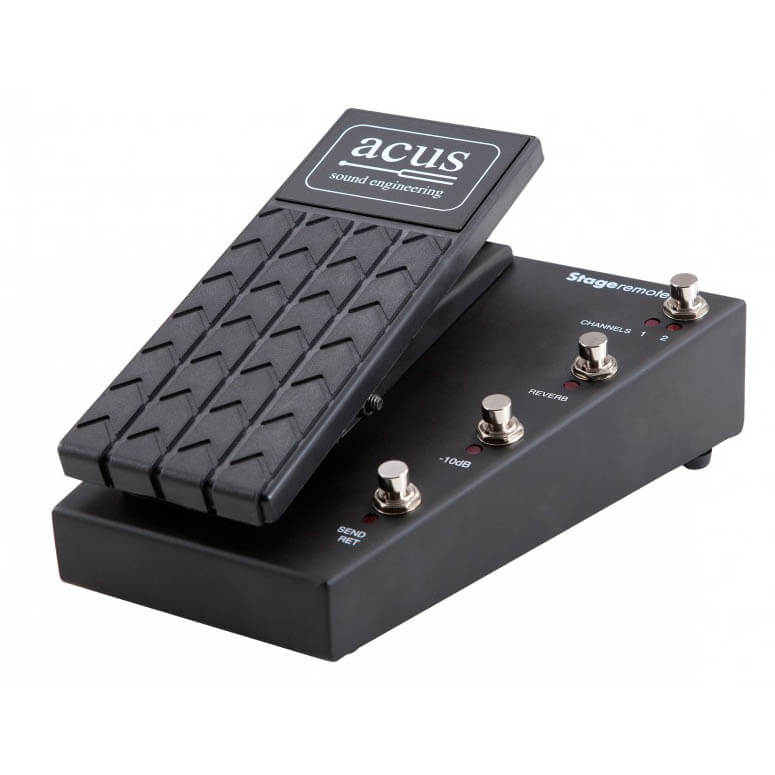 Image of   Acus Stage Remote fodpedal
