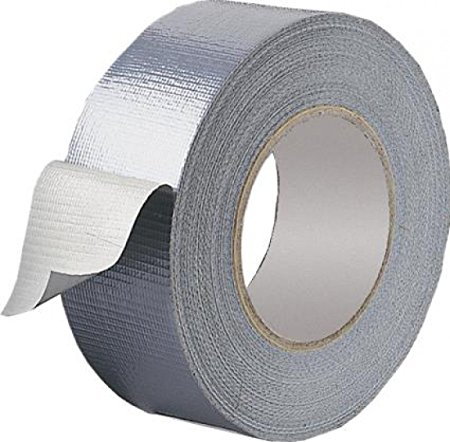 Image of   Advance AT-202/SL gaffa-tape sølv