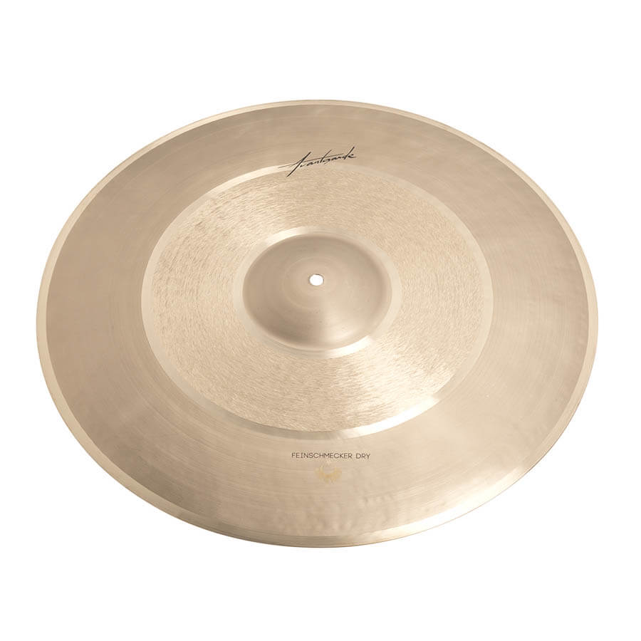 "Image of   Avantgarde Feinschmecker Dry 18"" Crash bækken"