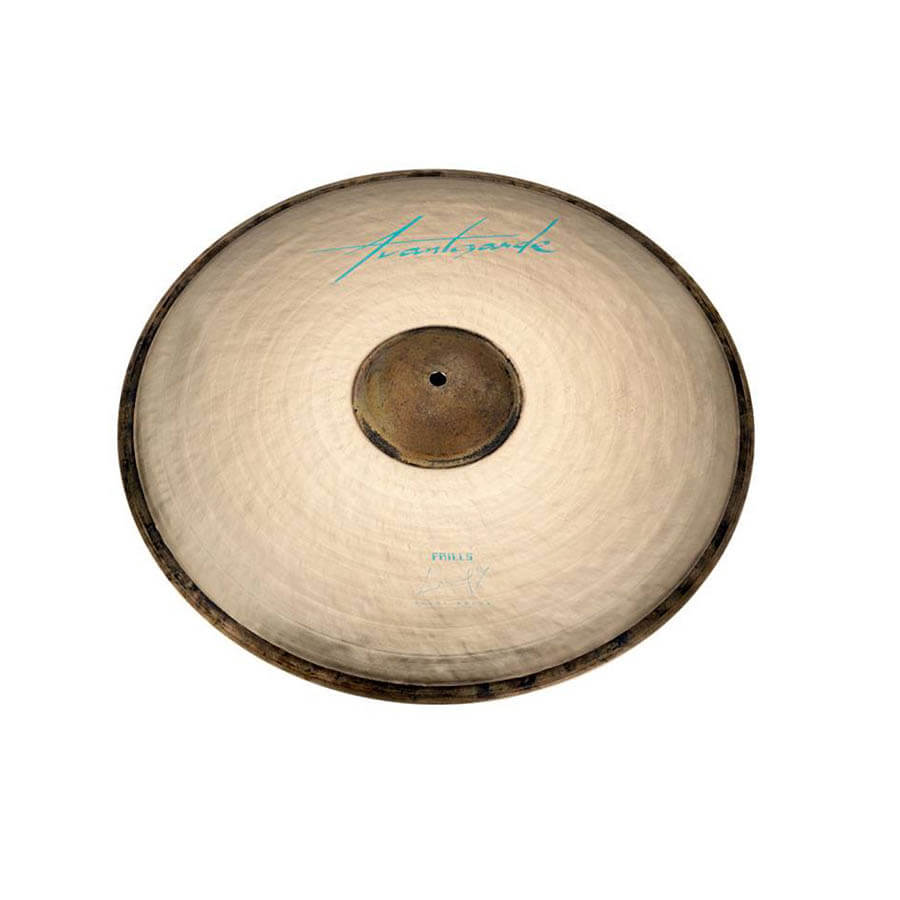 "Image of   Avantgarde Frills 18"" Crash bækken"