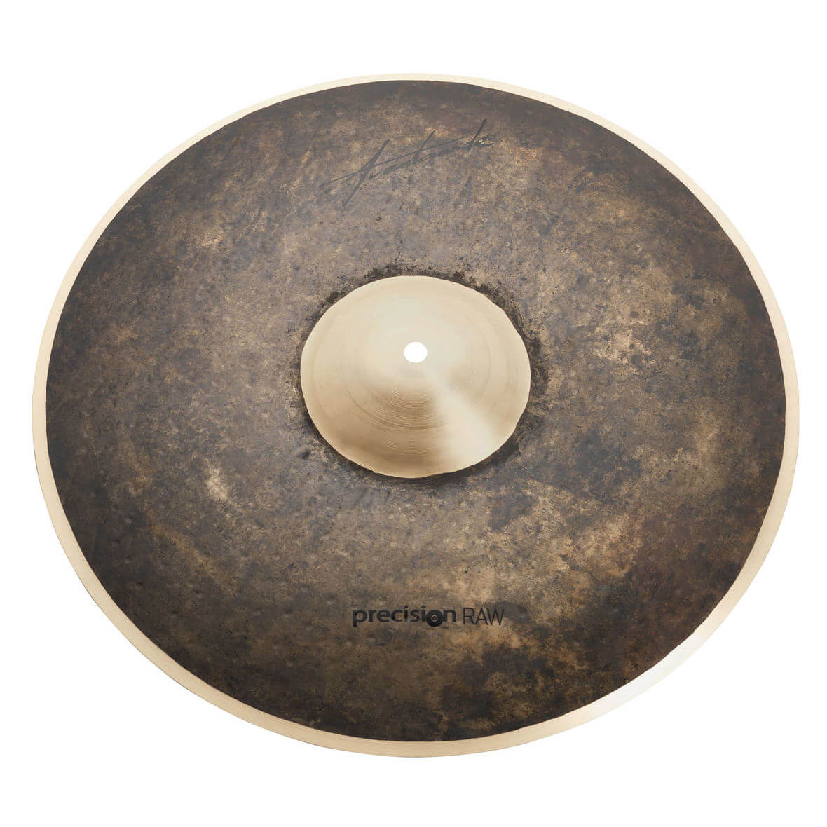 "Image of   Avantgarde Precision Raw 16"" crash bækken"