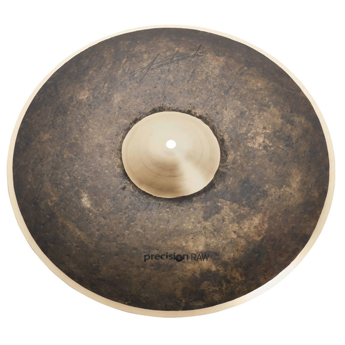 "Image of   Avantgarde Precision Raw 17"" crash bækken"