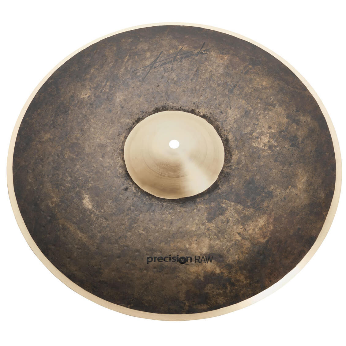 "Image of   Avantgarde Precision Raw 18"" crash bækken"